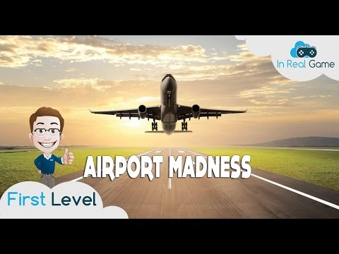 AIRPORT MADNESS [FR] ● GamePlay ● In Real Game