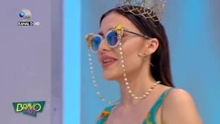 "Bravo, ai stil! - Adela, invidiata de Petronela, dar laudata de jurati: ""Ne-ai lasat gura-casca!"" Video"