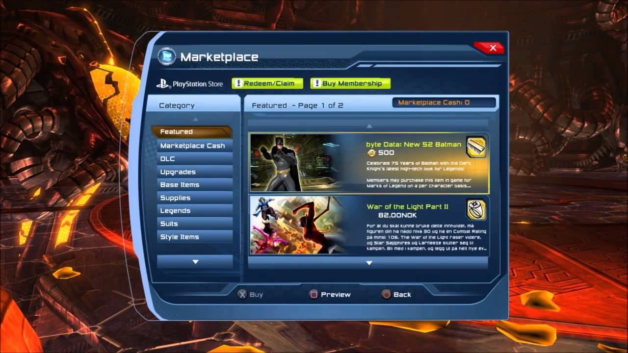 dcuo controller how to get