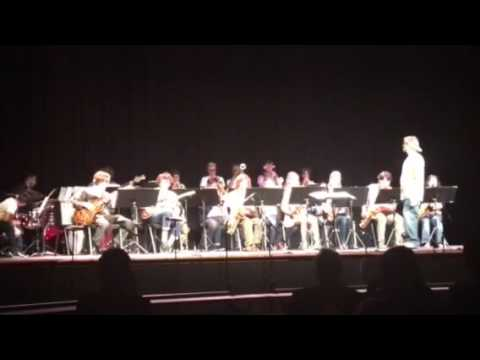 Hamilton Academy of Music and Performing Arts Jazz Band Gala 2016
