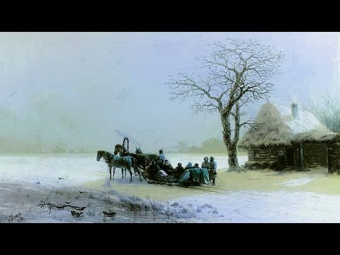 Russian Folk Music - Russian Winter - YouTube
