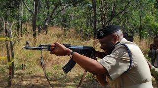 Polisi Wakabiliana Vikali na Majambazi Mikocheni