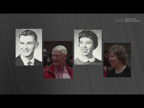 Fort Vancouver High School Honors Alumni