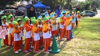 Sukan Tadika Orange 2015
