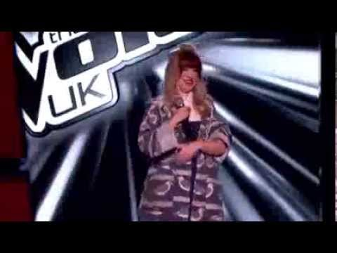 leah mcfall blind audition full version