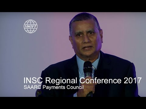 INSC Regional Conference 2017 - SAARC Payments Council