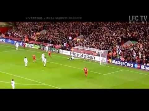 Champions League Nights At Anfield