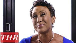 Robin Roberts Talks Student Activism & Most Difficult Stories to Cover | THR