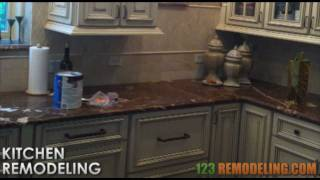123 Remodeling: Kitchen, Bathroom, Garages, Water Damage and New Construction