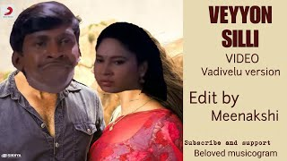 Soorarai pottru - veyyon silli song - VADIVELU VERSION - #vadivelu #surya  #soorarai pottru #song