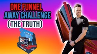 One Funnel Away Challenge | Clickfunnels 30 Day Challenge Review By Ryan Hildreth (THE REAL TRUTH)