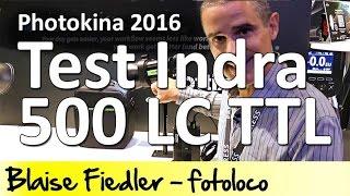 test du phottix indra 500 lc ttl pour canon au photokina 2016