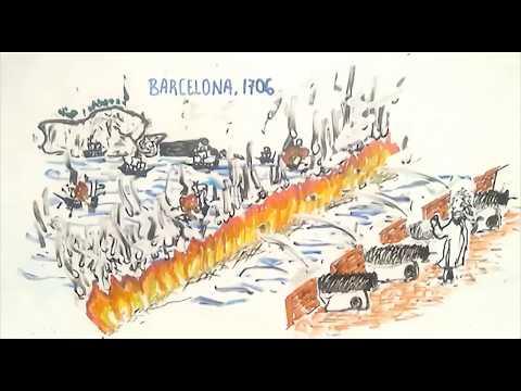 La historia de BLAS DE LEZO, el mayor héroe español, en 5 minutos +HD