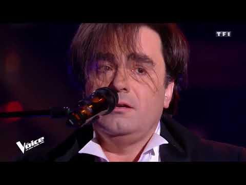 The voice : Frédéric Longbois - «Bécassine» (Chantal Goya) - (saison 7)