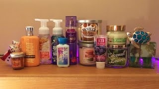 Bath & Body Works Semi-Annual Sale Small Haul & 2014 Year in Review Thumbnail