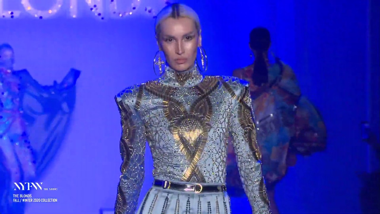 The Blonds February 2020 Runway at NYFW: The Shows