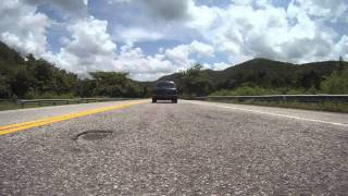 Road to Adjuntas Puerto Rico