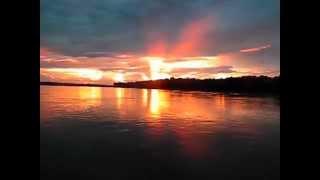 GOLDEN EAGLE FERRY, RETRUN TRIP TO ST. CHARLES, MISSOURI