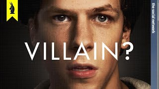THE SOCIAL NETWORK - A Villain Origin Story? - The Good, The Bad & The Brilliant