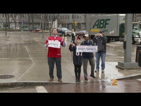 KDKA Anchors Make Good On AFC Championship Bet With CBS Boston