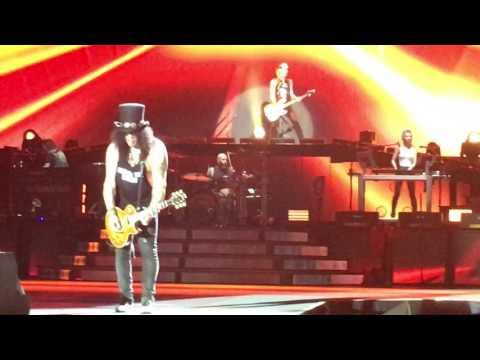 Guns N Roses Brisbane Nightrain