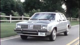 1983 Oldsmobile Omega - YouTube