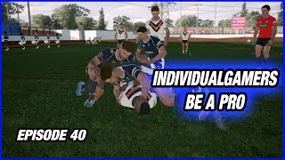 Rugby League Live 4: Player Career EP40 - CLOSING IT OUT