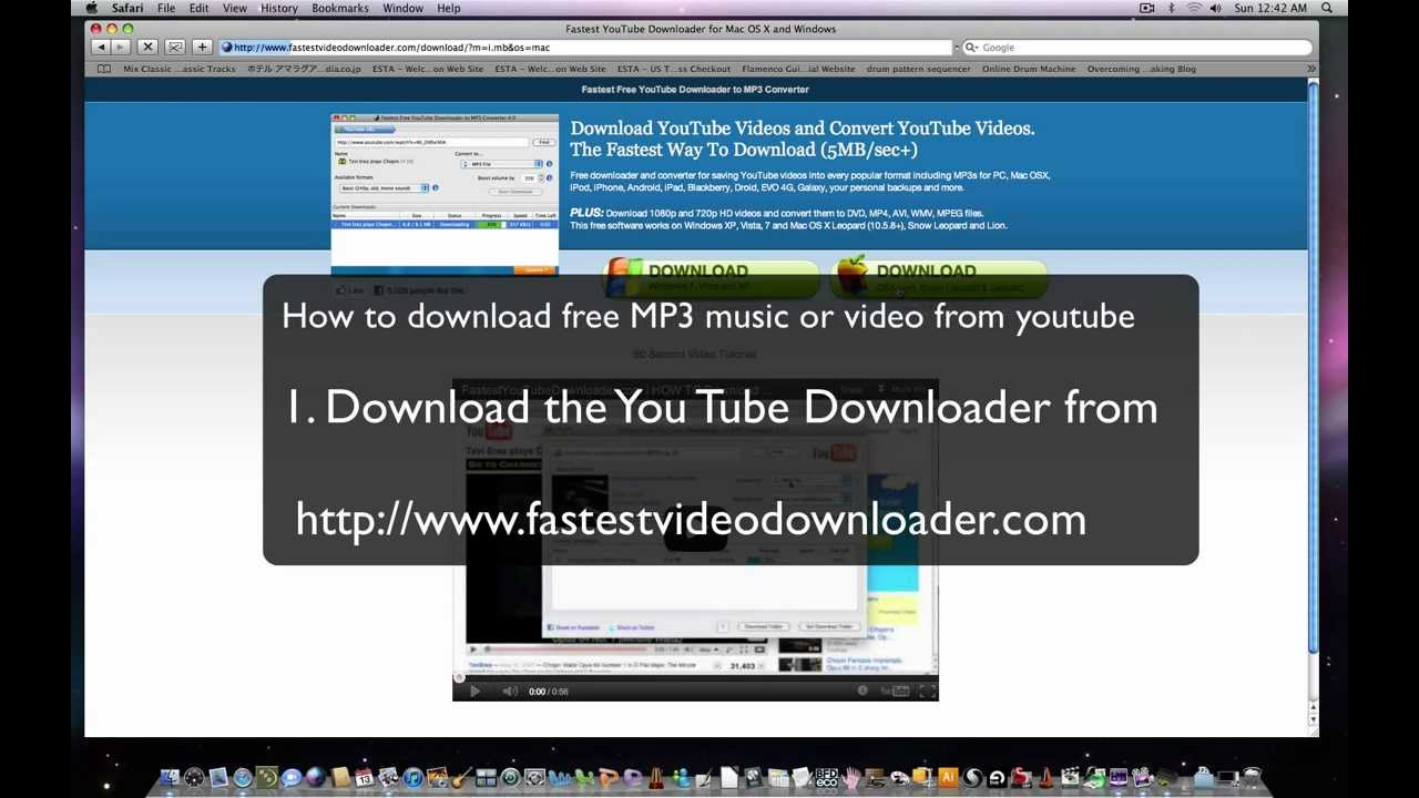 best youtube music downloader software