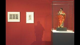 El Museo de Escultura muestra un San José inédito de Pedro Mena