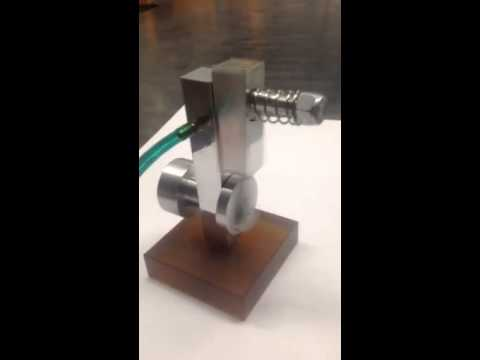 Forest Lake High School air motor - machine shop student project ...