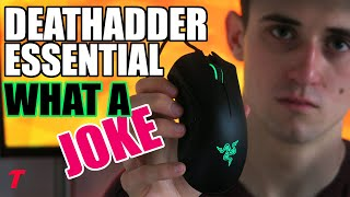 Razer Deathadder Essential Mouse Review 2020 - $30 On Sale? Still Do NOT Buy