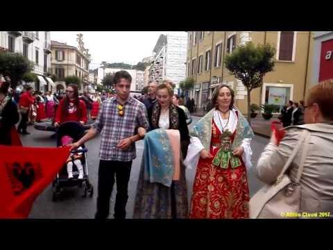 Bukurìa Arbëreshe Kosenxë 2017 - La bellezza italo-albanese a Cosenza