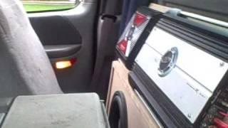 """ULTRA CHEAP"" Car Stereo & Rockford HX2 10"" Subs Audio Demo - Loud Phoenix Gold Octane Woofer Amp"