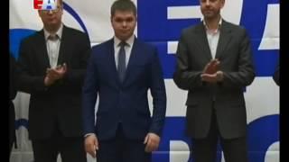 """В Первоуральске состоялось предварительное голосование """"Единой России""""."""
