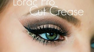 Lorac Pro Cut Crease Tutorial Thumbnail