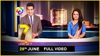 Live at 7 News – 2019.06.28 Thumbnail