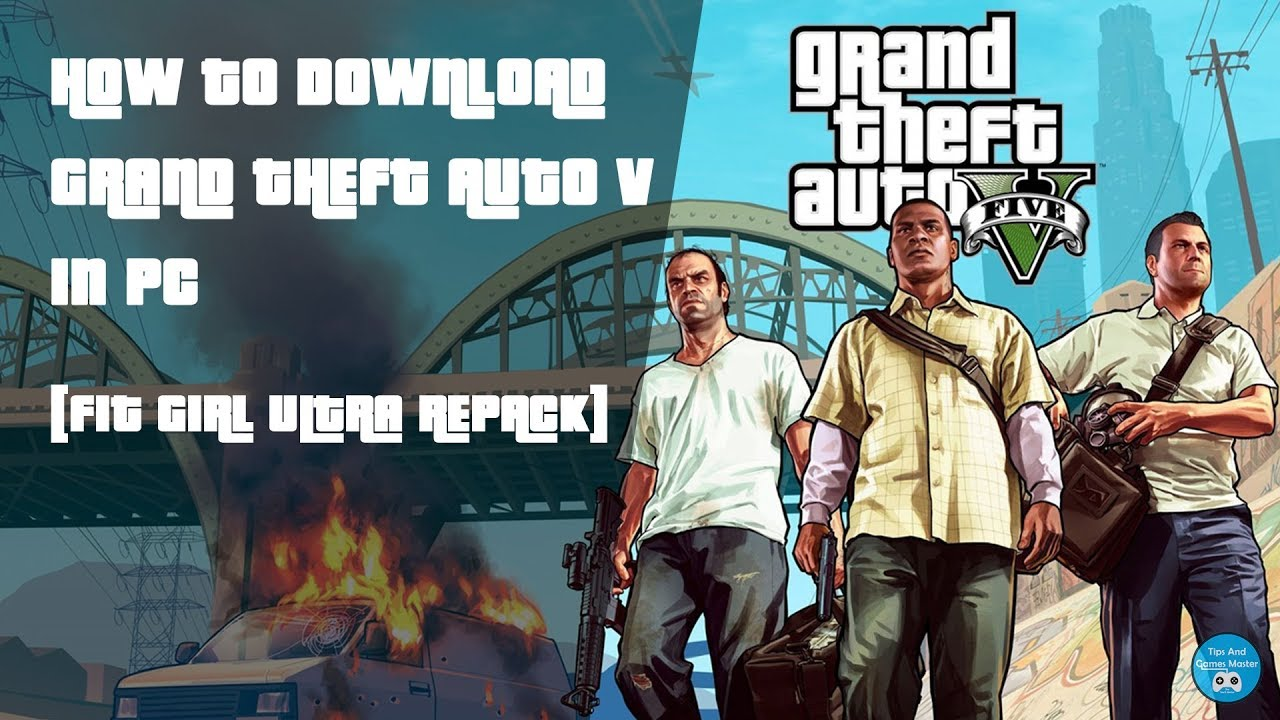 grand theft auto v ultra repack 2.1x - fitgirl