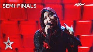 Siti Saniyah (Indonesia) Semi-Final 1 - Grand Finalist! | Asia's Got Talent 2019 on AXN Asia
