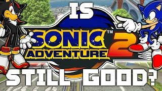Is Sonic Adventure 2 Still Good? - IMPLANTgames