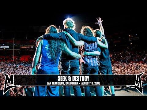 Metallica: Seek and Destroy (MetOnTour - San Francisco, CA - 2003) Thumbnail image