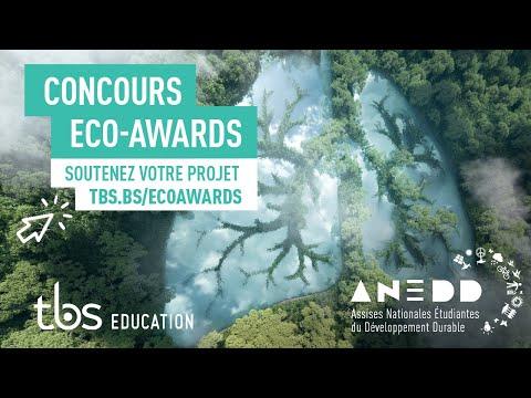 Cérémonie de remise des prix Eco-Awards 2021