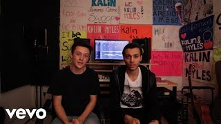 Kalin And Myles - Vevo LIFT Fan Vote, Fall 2014 (VEVO LIFT)