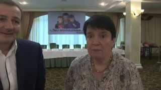 Sergei Nesterov, Nona Gaprindashvili. Kadyrov Memorial Rostov on Don