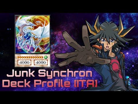 [ITA] Synchron Yusei Fudo Deck Post Banned 01/04/2020 Master Rule 5 Yu-Gi-Oh!