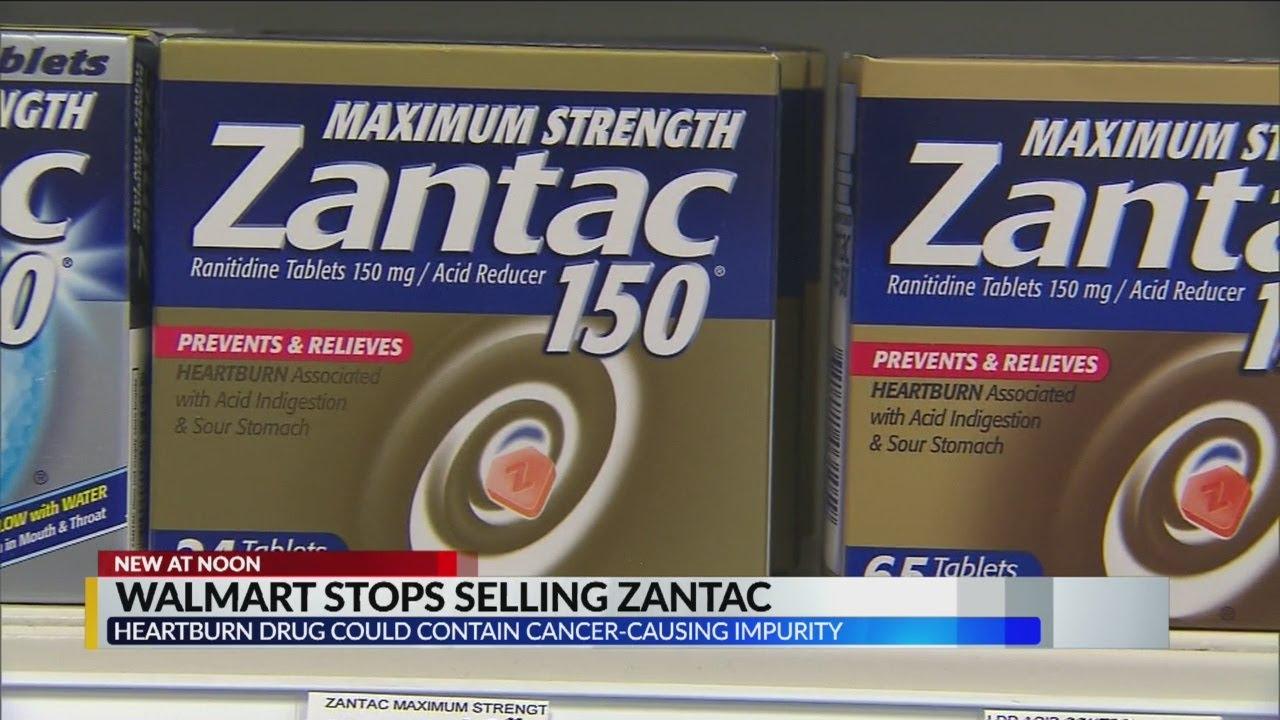 Zantac® Lawsuit | Zantac Lawyer, Attorney