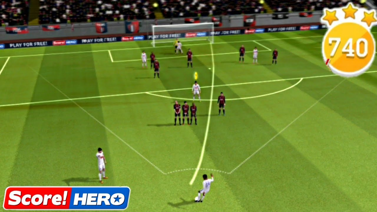 Score Hero Game Review