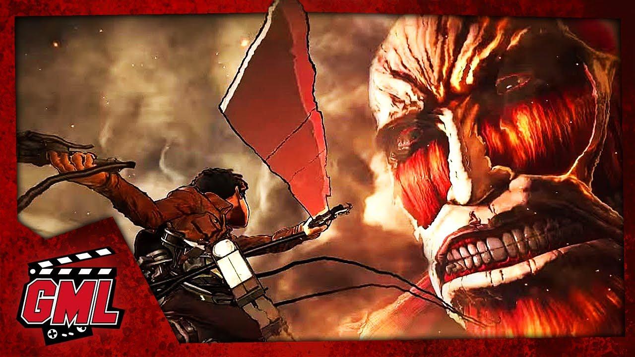 l u0026 39 attaque des titans  vost fr
