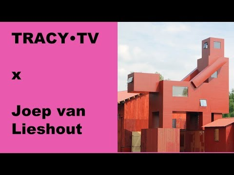 TRACY•TV #44 - Joep van Lieshout fights against Rotterdam gentrification