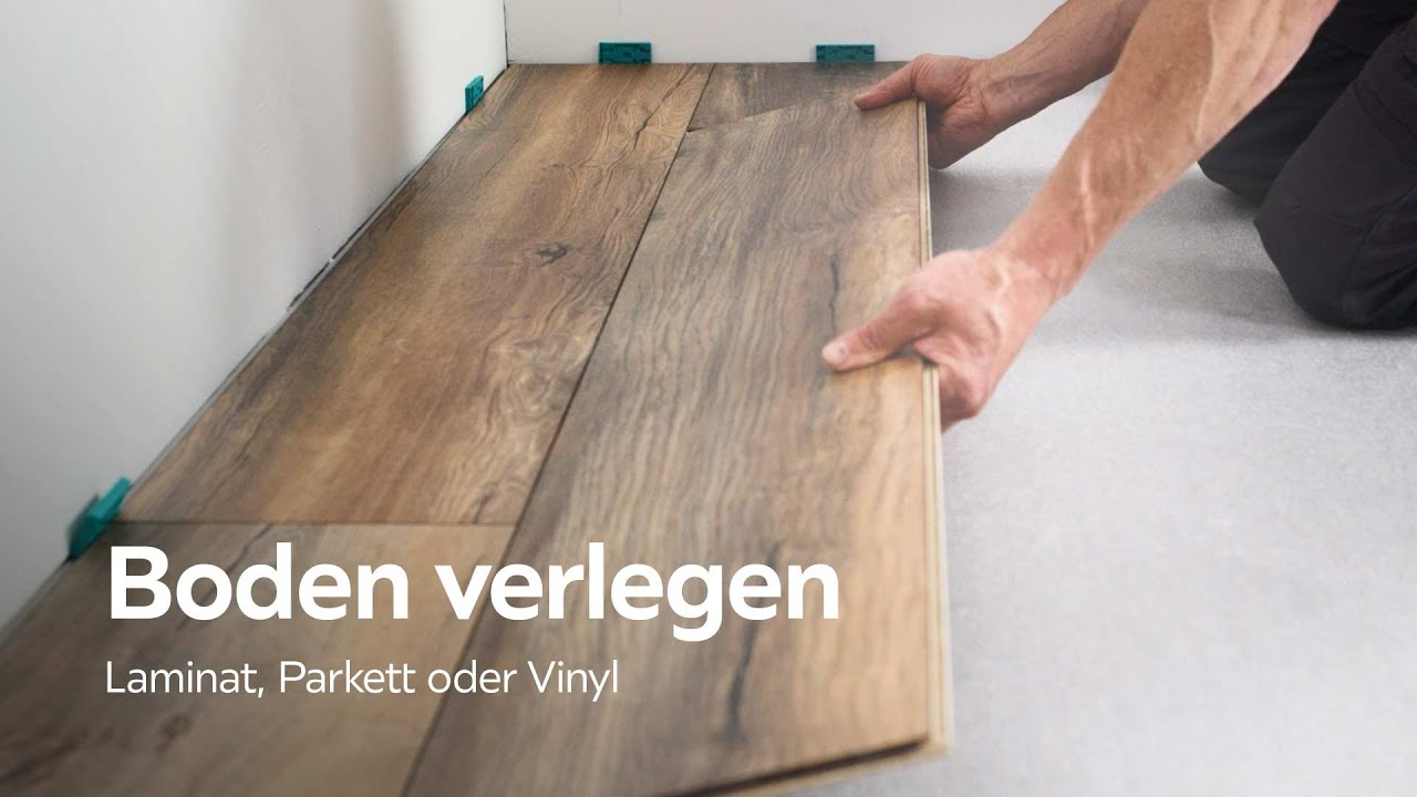 boden schwimmend verlegen laminat parkett vinyl xxxlutz youtube. Black Bedroom Furniture Sets. Home Design Ideas