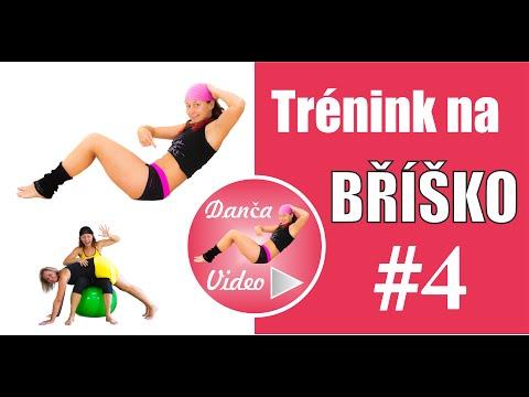 Cviky na břicho #4 ► DancaVideo.com